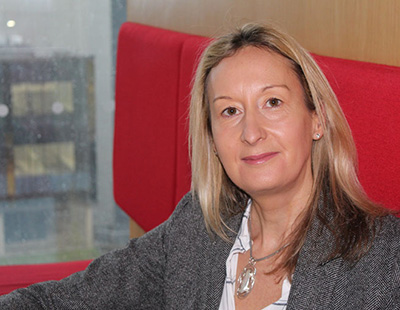 Anna Stamp, Interim Programme Director, Edinburgh BioQuarter
